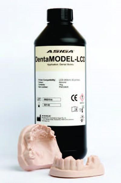 Asiga DentaMODEL-LCD