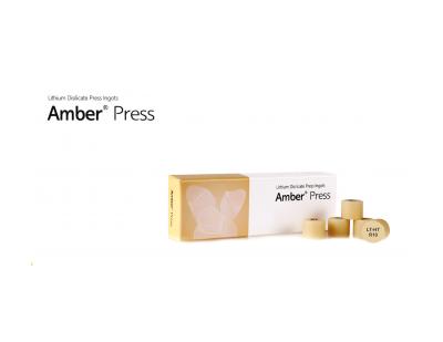Ingot Amber Press  LT R10 B1