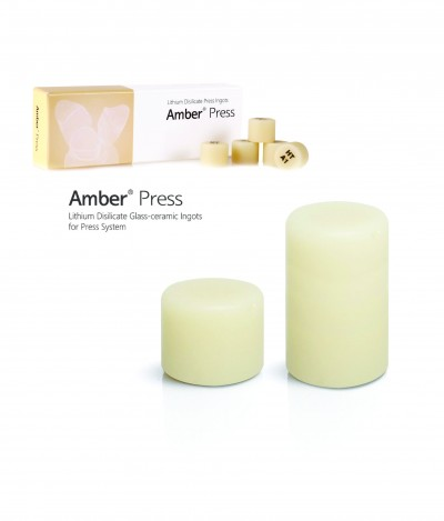 Pastile din Disilicat de Lithium  Amber Press LT R20
