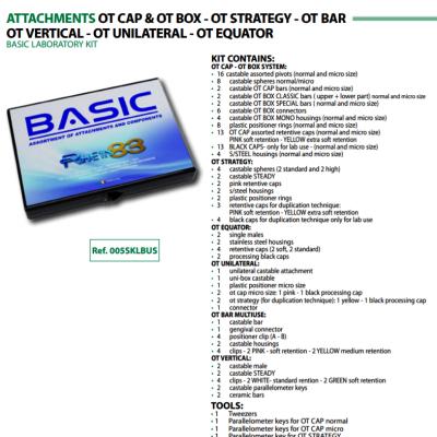 Set complet KIT BASIC pentru laborator
