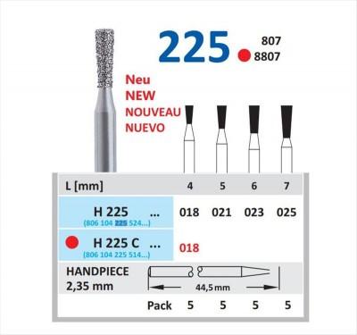 Freza Diamantata Horico H 255 C 018
