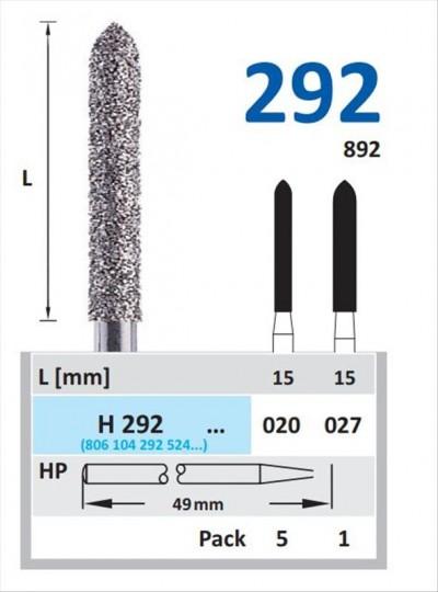 Freza Diamantata Horico H 292