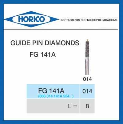 Freza Diamantata Horico FG 141A 014