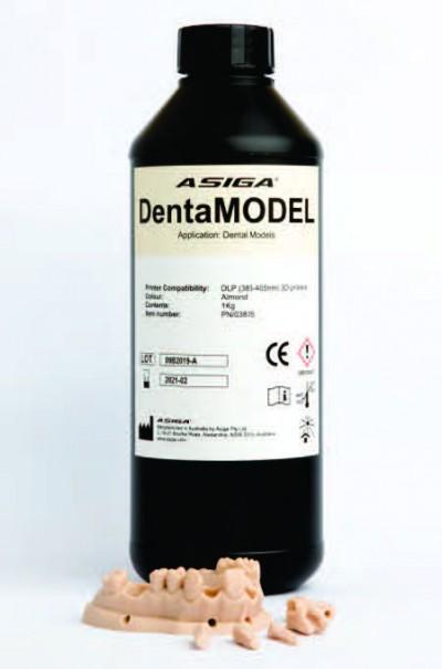 Asiga DentaMODEL