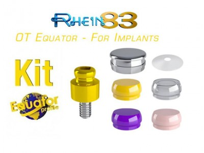 OT EQUATOR FOR IMPLANTS KIT Ref.130