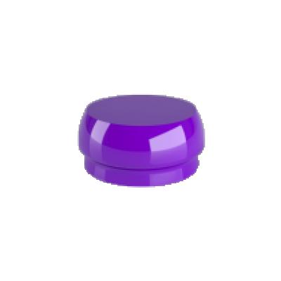 RETENTIVE CAPS - Violet 140CEV