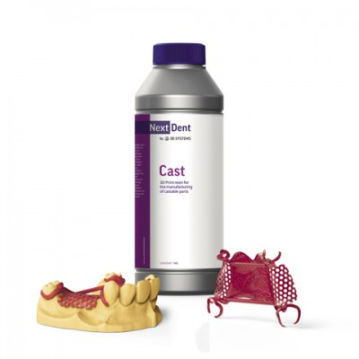Rasina NextDent Cast Purple