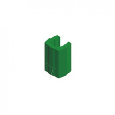 OT VERTICAL GREEN CLIPS 072CVV