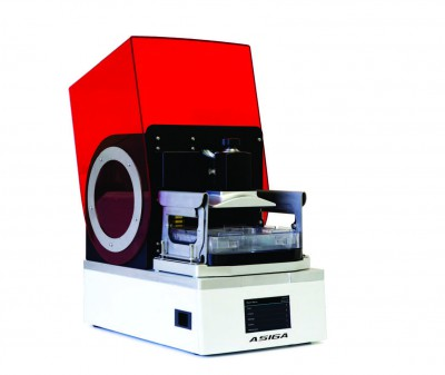 Asiga 3D MAX UV